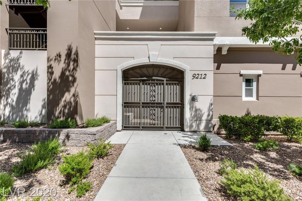 Photo of 9212 TESORAS Drive #401, Las Vegas, NV 89144 (MLS # 2166321)