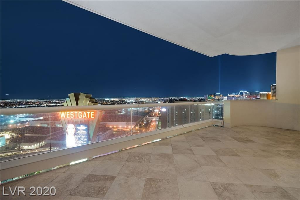 Photo of 2857 PARADISE Road #2603, Las Vegas, NV 89109 (MLS # 2201321)