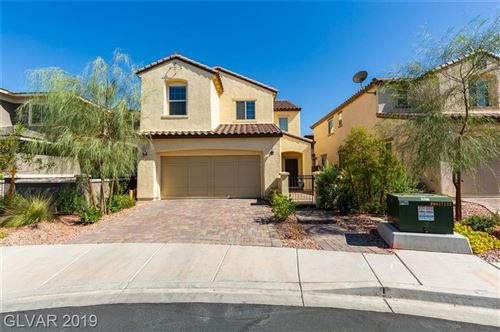 Photo of 458 AUBADE Court, Henderson, NV 89011 (MLS # 2158322)