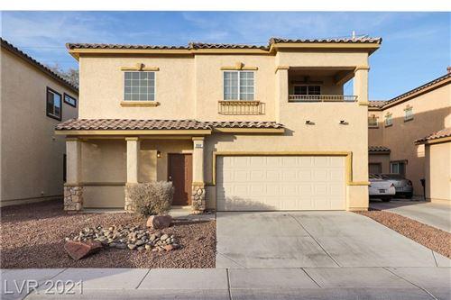 Photo of 3552 Terraza Mar Avenue, North Las Vegas, NV 89081 (MLS # 2262322)