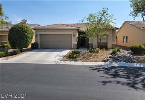 Photo of 5113 Mambo Vista Avenue, Las Vegas, NV 89108 (MLS # 2334323)