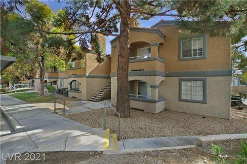 Photo of 240 MISSION CATALINA Lane #105, Las Vegas, NV 89107 (MLS # 2343323)
