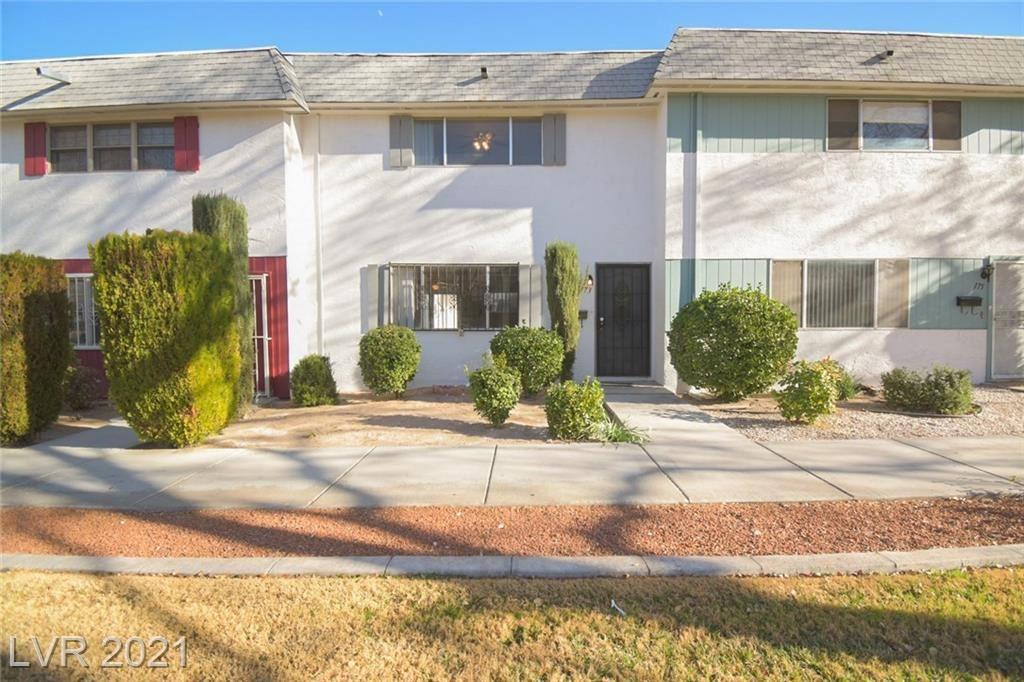 Photo of 173 GREENBRIAR TOWNHOUSE Way #N/A, Las Vegas, NV 89121 (MLS # 2263323)