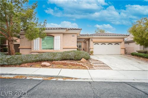 Photo of 5530 VILLA LUCIA Court, Las Vegas, NV 89141 (MLS # 2264324)