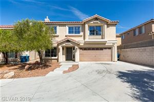 Photo of 10796 GLACIER RAPIDS Court, Henderson, NV 89052 (MLS # 2123325)