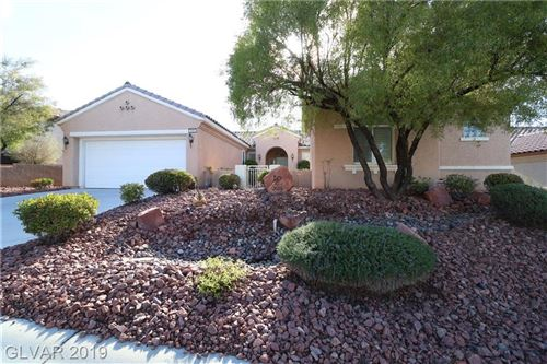 Photo of 3055 CANAL WALK Road, Henderson, NV 89052 (MLS # 2158327)