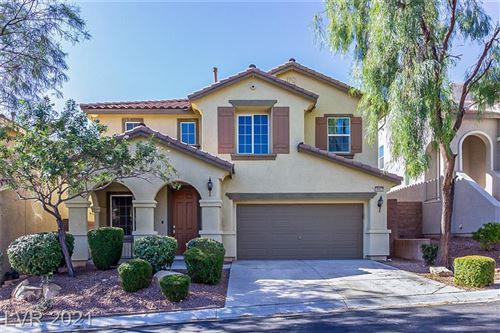 Photo of 10427 Prairie Mountain Avenue, Las Vegas, NV 89166 (MLS # 2330328)