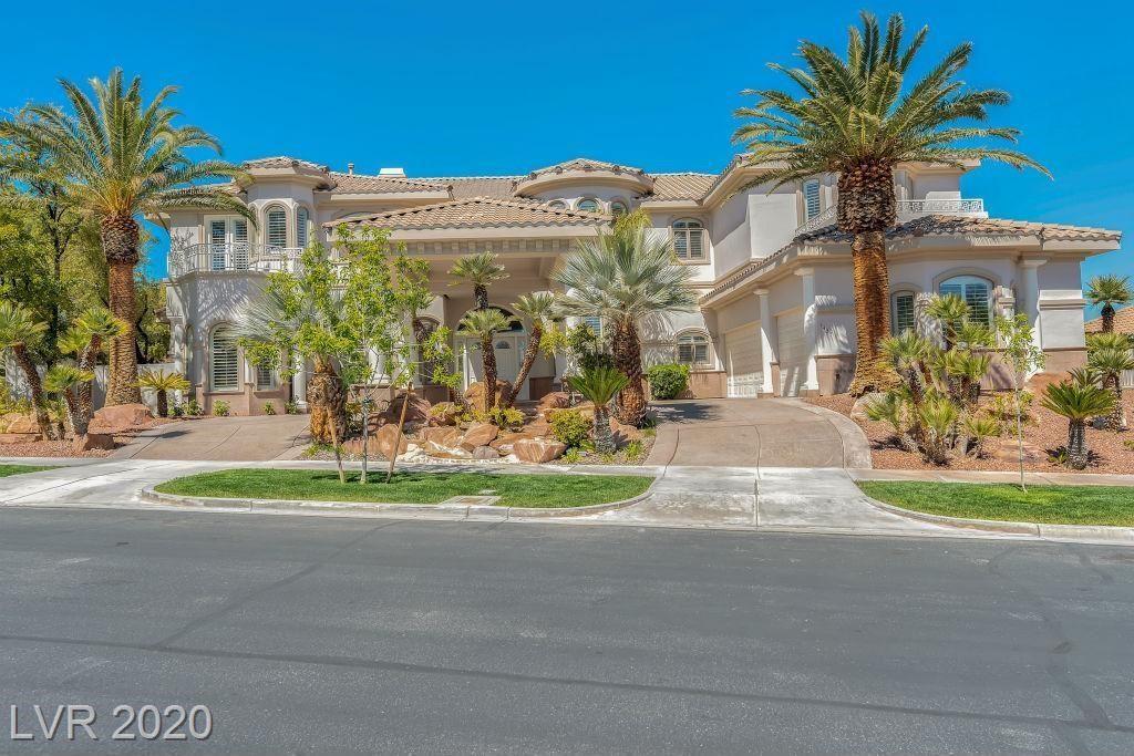 Photo of 1425 IRON HILLS Lane, Las Vegas, NV 89134 (MLS # 2158328)