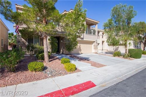 Photo of 7037 Pink Flamingos, North Las Vegas, NV 89084 (MLS # 2205329)