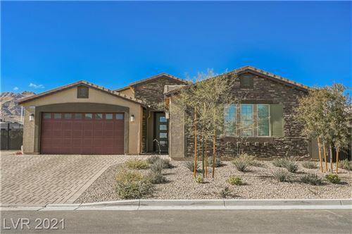 Photo of 5841 Temple Ridge Court, Las Vegas, NV 89149 (MLS # 2263329)