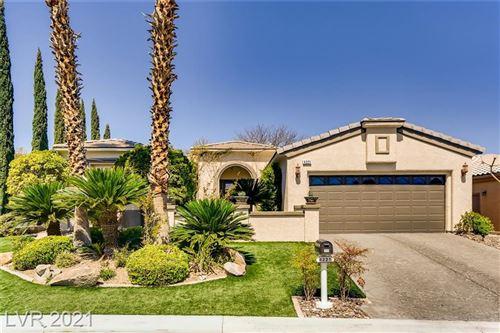 Photo of 4221 Riva De Tierra Lane, Las Vegas, NV 89135 (MLS # 2291330)