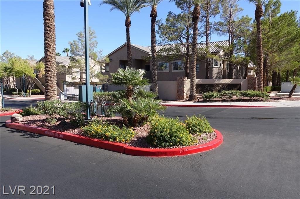 Photo of 2153 Quarry Ridge Street #204, Las Vegas, NV 89117 (MLS # 2333330)