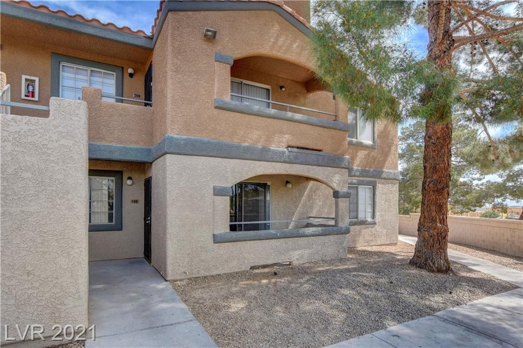 Photo of 231 Mission Newport Lane #108, Las Vegas, NV 89107 (MLS # 2284331)