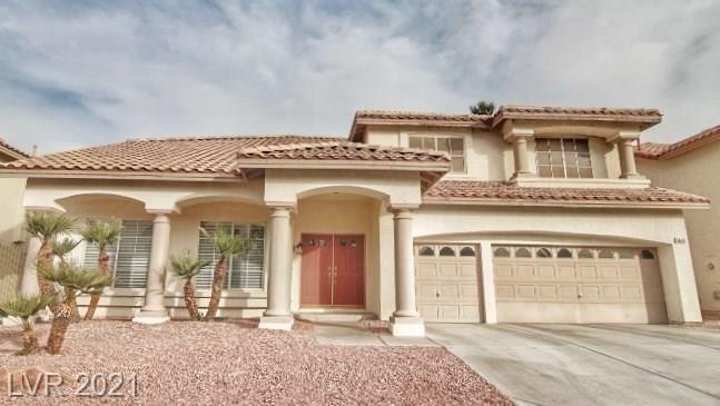 Photo of 3836 Russet Falls Street, Las Vegas, NV 89129 (MLS # 2261332)
