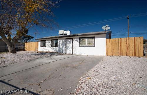 Photo of 1320 BLUFF Avenue, North Las Vegas, NV 89130 (MLS # 2164333)