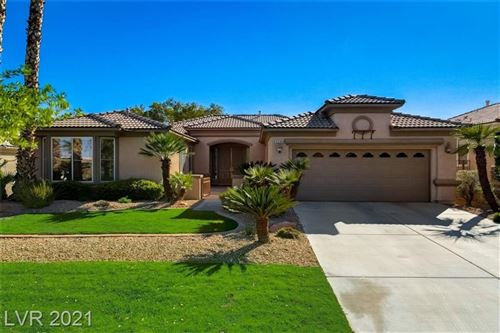 Photo of 4299 Fiore Bella Boulevard, Las Vegas, NV 89135 (MLS # 2292333)