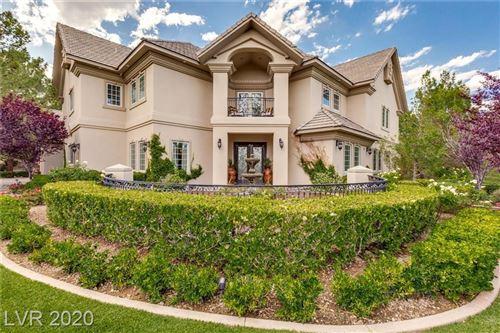 Photo of 9900 Glenrock Drive, Las Vegas, NV 89134 (MLS # 2238335)
