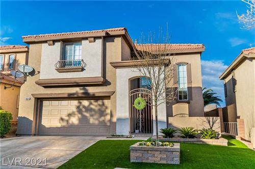 Photo of 10874 Mallorca Street, Las Vegas, NV 89144 (MLS # 2261335)