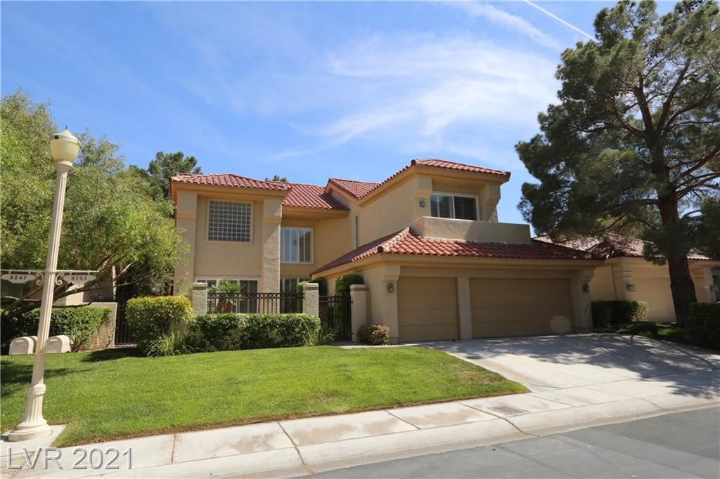 8253 Turtle Creek Circle, Las Vegas, NV 89113 - MLS#: 2291335