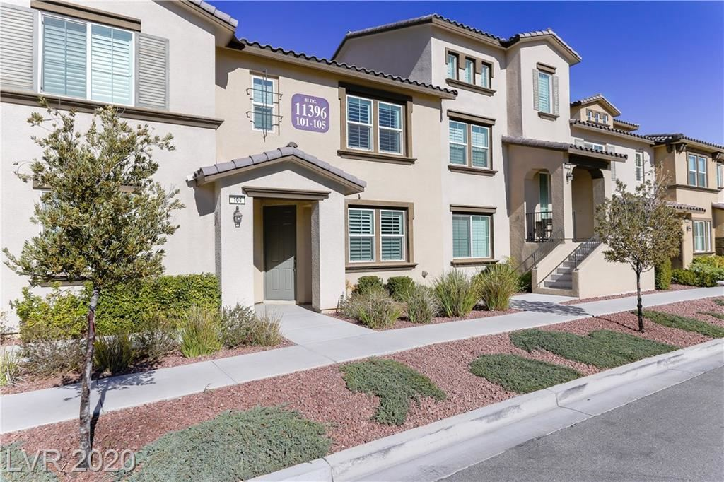 Photo of 11396 Ogden Mills Drive #104, Las Vegas, NV 89135 (MLS # 2208336)