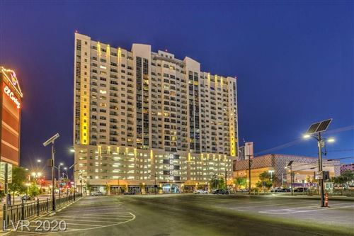 Photo of 150 Las Vegas Boulevard #910, Las Vegas, NV 89101 (MLS # 2248337)