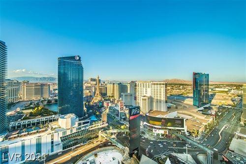 Photo of 3722 Las Vegas Boulevard #3003, Las Vegas, NV 89158 (MLS # 2300337)