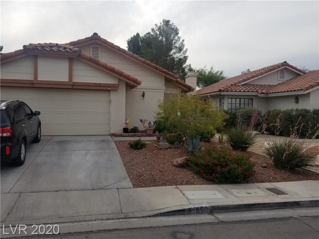 Photo of 660 Whispering Palms Drive, Las Vegas, NV 89123 (MLS # 2207338)