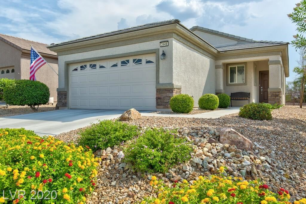 Photo of 2449 Gamma Ray Place, Henderson, NV 89044 (MLS # 2223338)