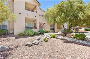 Photo of 520 Arrowhead Trail #123, Henderson, NV 89015 (MLS # 2106339)