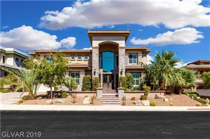 Photo of 479 TOUCAN RIDGE Court, Henderson, NV 89012 (MLS # 2136339)