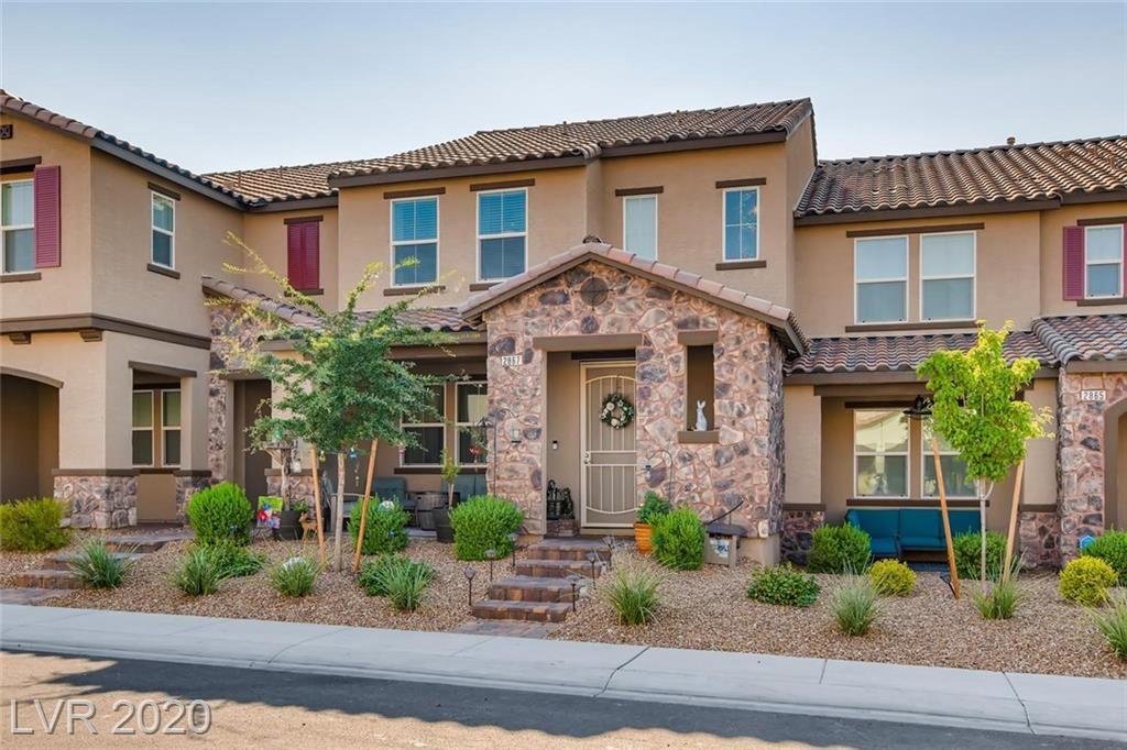 Photo of 2867 Cabrillo Terrace Street, Henderson, NV 89044 (MLS # 2225339)