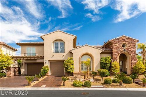 Photo of 640 Chervil Valley Drive, Las Vegas, NV 89138 (MLS # 2214340)