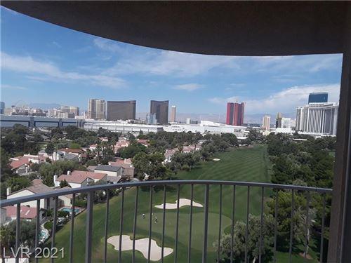 Photo of 3111 Bel Air #11G, Las Vegas, NV 89109 (MLS # 2312341)