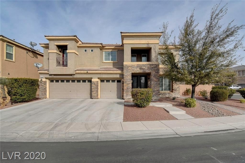 Photo of 4108 FALCONS FLIGHT Avenue, North Las Vegas, NV 89084 (MLS # 2210341)