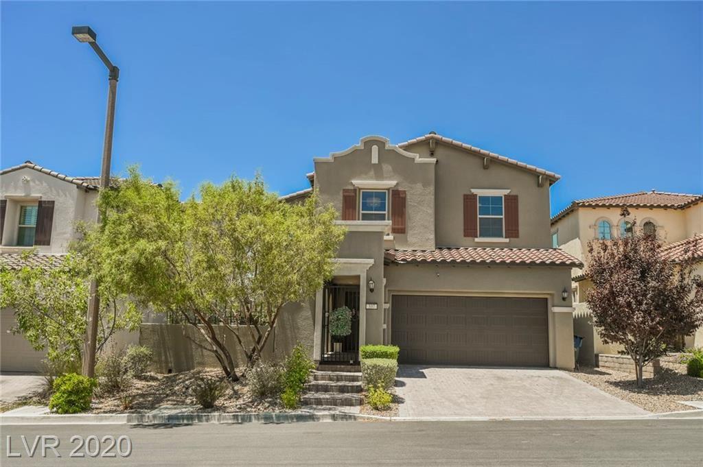 Photo of 337 Rezzo Street, Las Vegas, NV 89138 (MLS # 2208342)