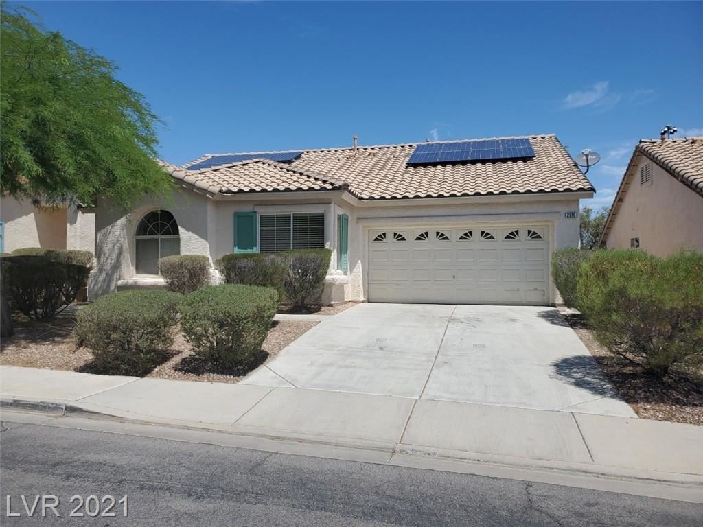 Photo of 2010 Saddle Ridge Avenue, Henderson, NV 89012 (MLS # 2279343)