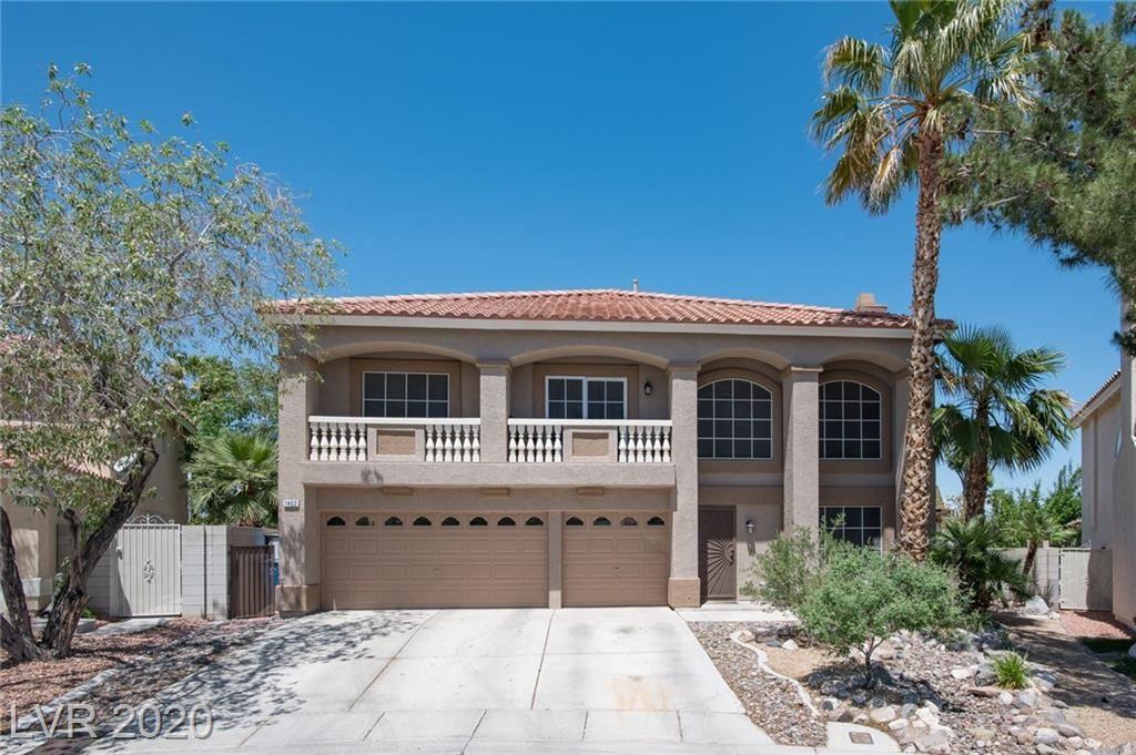 Photo of 1402 Starlight Canyon Avenue, Las Vegas, NV 89183 (MLS # 2206344)