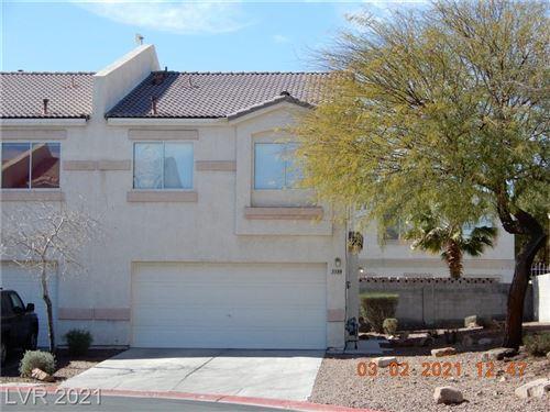 Photo of 3389 CHEYENNE GARDENS Way, North Las Vegas, NV 89032 (MLS # 2274345)