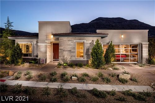 Photo of 6689 Regency Ridge Court, Las Vegas, NV 89148 (MLS # 2326345)