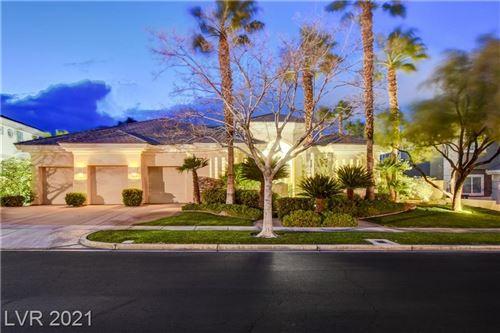 Photo of 9612 Grand Isle Lane, Las Vegas, NV 89144 (MLS # 2277346)