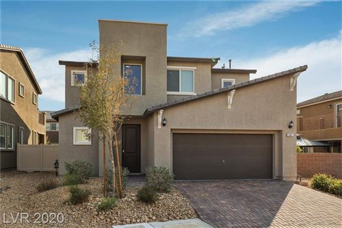 Photo of 341 Tyler Texas Place, North Las Vegas, NV 89084 (MLS # 2241347)