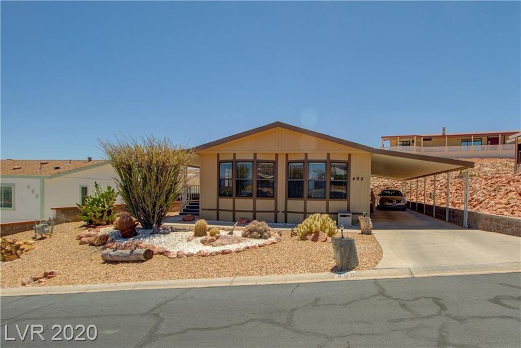 Photo of 490 Lake Havasu, Boulder City, NV 89005 (MLS # 2204347)