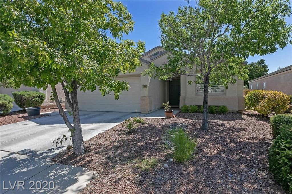 Photo of 3256 Fossil Springs Street, Las Vegas, NV 89135 (MLS # 2215347)