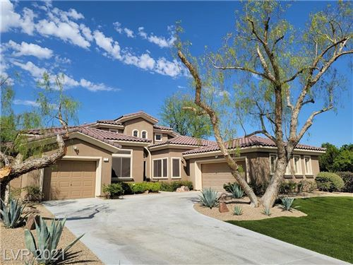 Photo of 3 Clear Crossing Trail, Henderson, NV 89052 (MLS # 2302348)