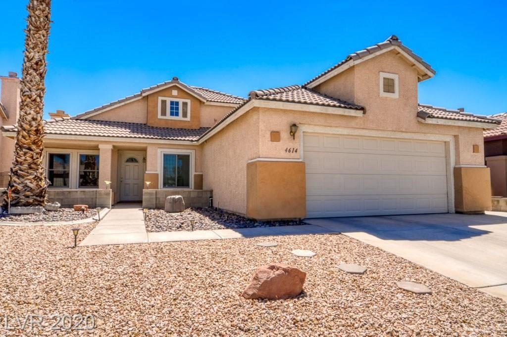 Photo of 4614 Woodview Street, North Las Vegas, NV 89031 (MLS # 2210348)