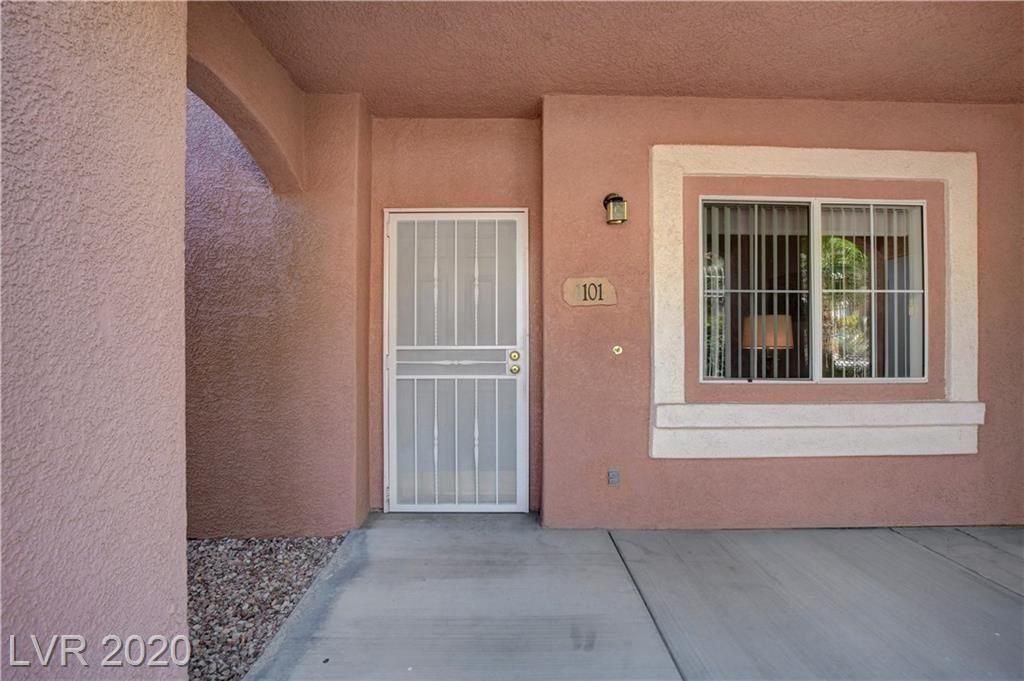 Photo of 301 Pine Haven Street #101, Las Vegas, NV 89144 (MLS # 2216348)