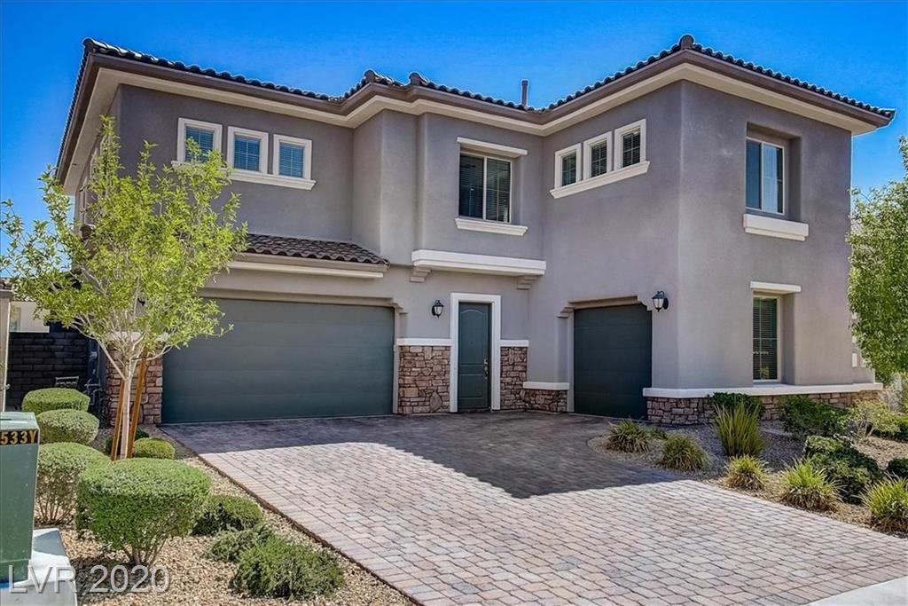 Photo of 308 Calgrove Street, Las Vegas, NV 89138 (MLS # 2228348)