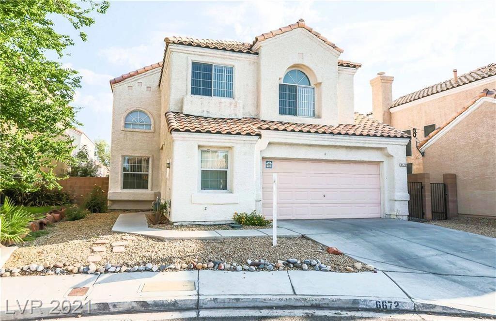 6672 Coral Falls Circle, Las Vegas, NV 89108 - MLS#: 2307348