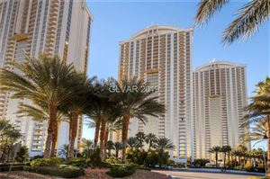 Photo of 145 East HARMON Avenue #3715, Las Vegas, NV 89109 (MLS # 2064349)