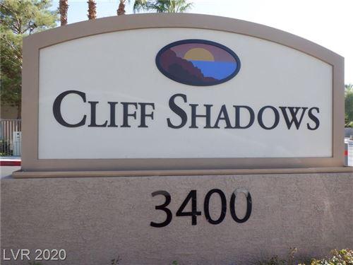 Photo of 10630 Calico Mountain Avenue #204, Las Vegas, NV 89129 (MLS # 2234351)